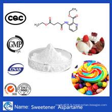 Good Price Food Addictives N ° CAS 22839-47-0 Édulateur Aspartame