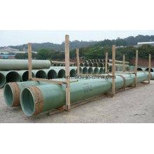 Tubo de Areia de Fibra de Vidro ou Tubo Rtrp Usado Químico