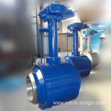 Welded Floating Ball Valve