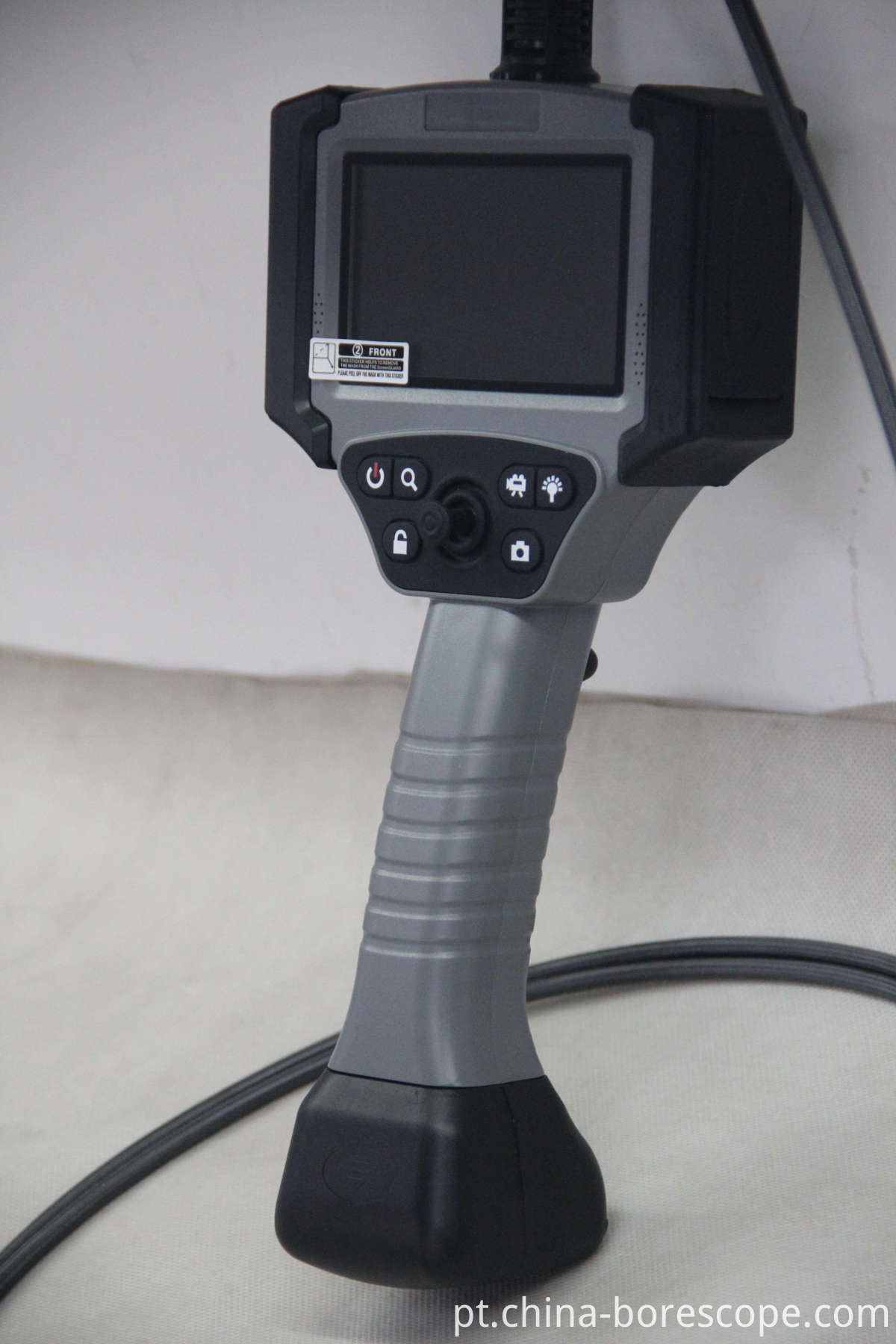 Industrial video borescope
