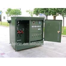 60hz 13.8kv Pad montierten Transformator geeignet für Südamerika-Markt