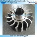 Aluminiumteile für Präzisionsbearbeitung Casting