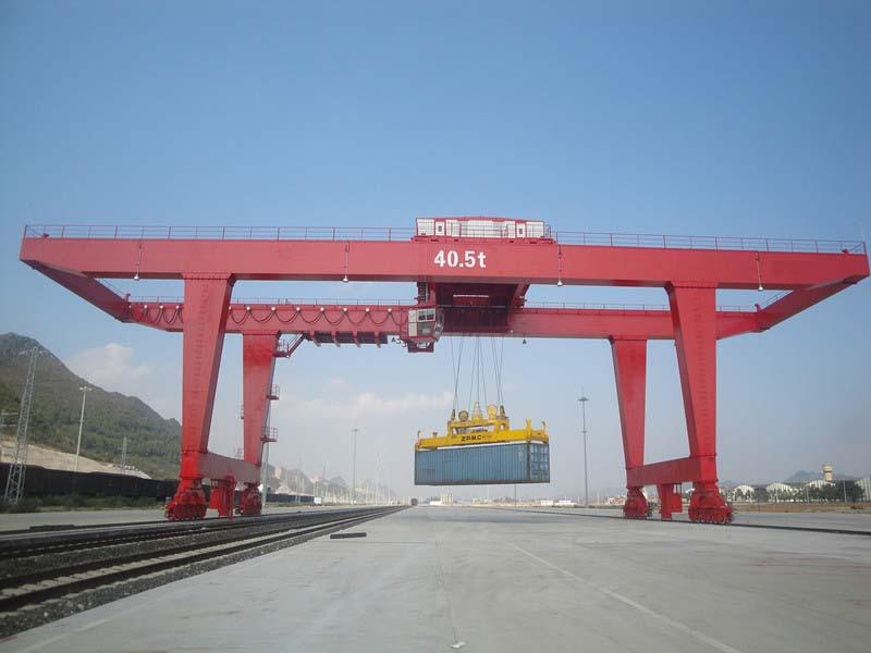 Container Lifting Gantry Crane