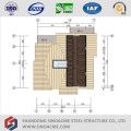 Prefabricated Light Gauge Steel House