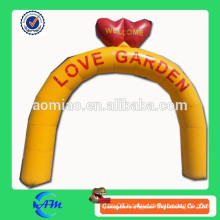 inflatable love arch for sale