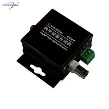 1/2/4/8/16-Kanal-Video und Datentransmitter Digitaler Glasfaser-Video-Konverter