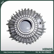 Forneça a liga de alumínio do OEM peça da carcaça, dissipador de calor de alumínio das peças da carcaça da precisão