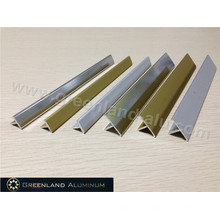 Aluminum T Shape Transition Tile Trim in Two Sizes