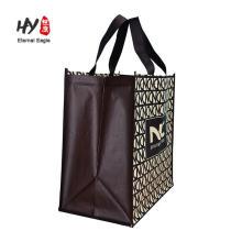 pp handle woven tote bags for buk wholesale