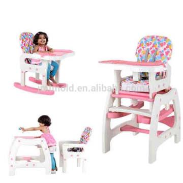 Diseño de moda modificada para requisitos particulares molde grande de la silla del molde del ocio
