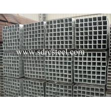 Квадратные и прямоугольные оцинкованные стальные трубы