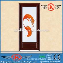 JK-AW9017fashion Interior bathroom Aluminum alloy door