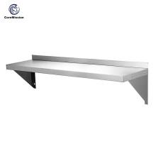 Heavy Duty Commercial Restaurant Stainless Steel Wall Shelf