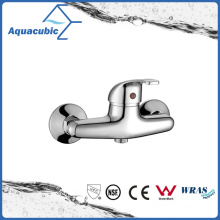 Wall-Mounted Chromed Shower Faucet with Single Handle (AF1964-4)