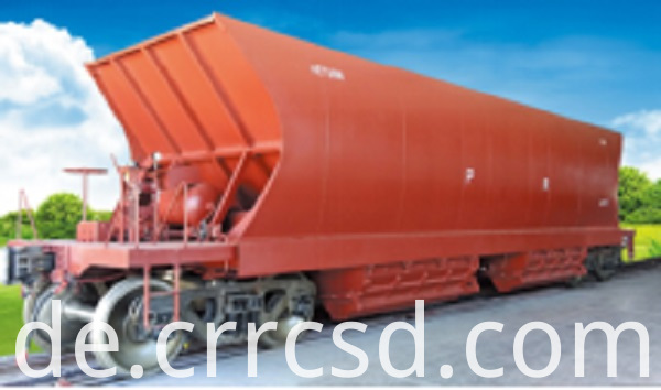 multipurpose freight Hopper Wagon