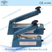 Máquina de sellado portátil de bolsas de café de mano de plástico