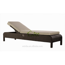 outdoor rattan wicker folding sofa bed