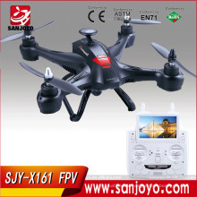 X161FPV with 2MP HD camera FPV 6 axis flight control rc drone , quadcopter Factory OEM drone