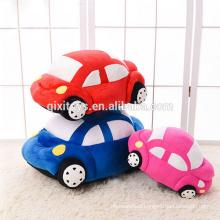 2017 Hot selling plush children toys car wholesale with custom design