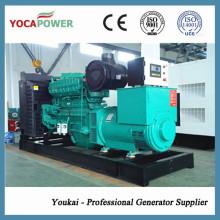 225kVA / 180kw Cummins Generador diesel de la energía eléctrica fijado con ATS