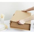 Boîtes de papier de carton écologiques de logo de luxe d'impression faite sur commande Boîtes d'emballage de thé de boîte-cadeau magnétique pliable pour le paquet de cadeau