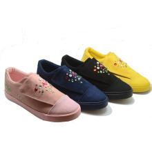 Diamante verschiedene hochwertige Injektion neue Mode Frauen Schule Schuhe