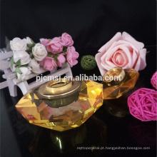 garrafa de perfume decorativa de cristal extravagante da garrafa de perfume com 1-10ml
