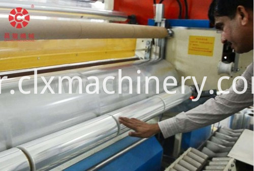 PE stretch film making equipment