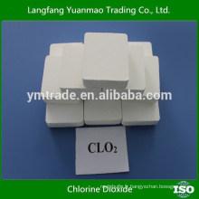 50 g Traitement de l'eau potable Tablette de dioxyde de chlore