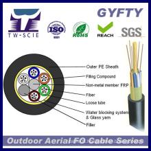 Non-Metallic Strengthen Memeber 48 Core Fiber Optic Cable