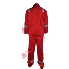 Bata resistente al fuego Aramid para ropa de trabajo de seguridad