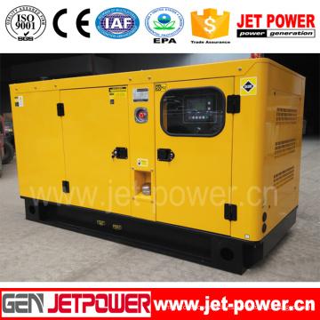 50Hz Ricardo 2105D Engine 10kw Diesel Generator Silent