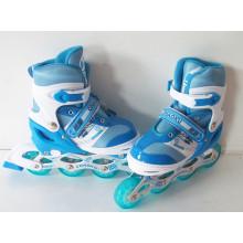 Kids Sport PU Wheels Inline Skates (CK-109)