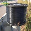 Линия для крепления пластиковой тросовой тепличной пленки