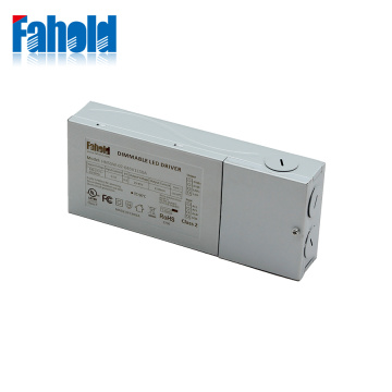 UL FCC Certified Continuous Current 25-42V Led Driver