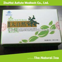 100% natural delgado té verde