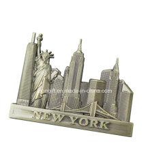 Imán de nevera promocionales por mayor baratos Nueva York