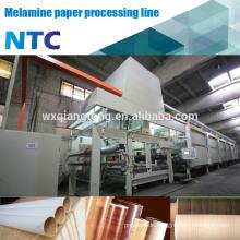 Papier-Imprägnierlinie / Dekor-Melamin-Papier-Prozesslinie