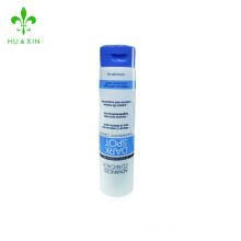 Empty container smooth tube packaging face lotion Cream tube plastic cosmetic tube