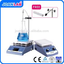 Джоан лаборатории Цифровая Магнитная Мешалка с нагревателем для жидкости смешивая