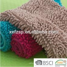 carpet plain chenille indoor and outdoor floor mat