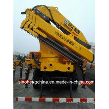 XCMG Sq12zk3q Knuckle Boom Crane Construction Machinery