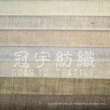 Dekoratives Sofa Home Textile Imitation Leinenstoff