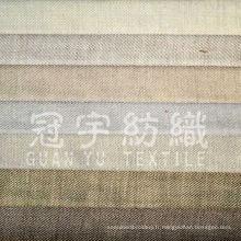 Canapé décoratif Home Textile Imitation Linenfabric