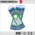 Électrode de tungstène pur WP pour tig soudage