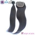 No Shedding Tangle Free Natural Color Virgin Indian Hair Closure