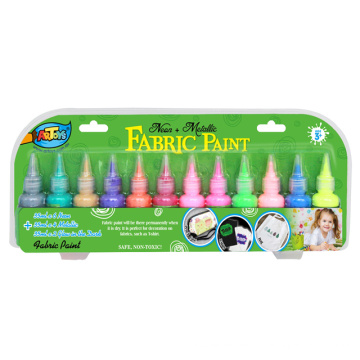 2017 hot selling factory sell fabric paint