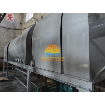 Horno de carbonización de cáscara de coco más vendido fabricado en China