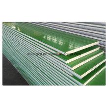 Материалы для отделочных материалов PU Сэндвич-панель для стен