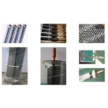 Vacuum Tube and Heat Pipe (CE & SOLAR KEY MARK CERTIFICATE)
